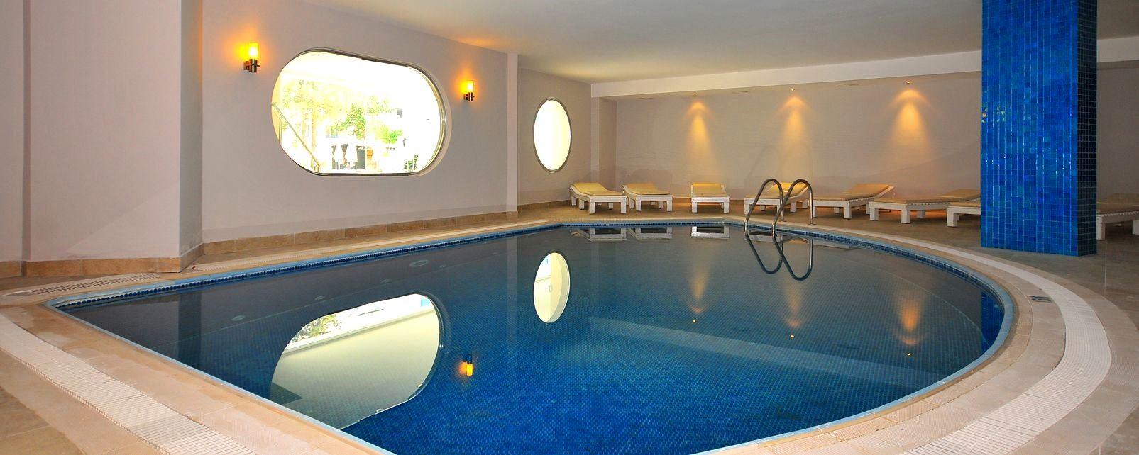 Blue Bay Platinum 5* - Мармарис, Турция - вътрешен басейн