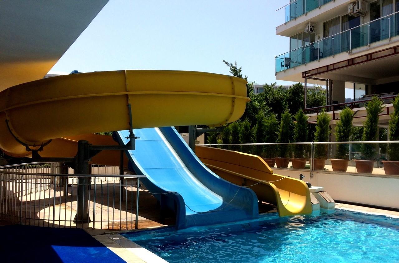 Blue Bay Platinum 5* - Мармарис, Турция - пързалки