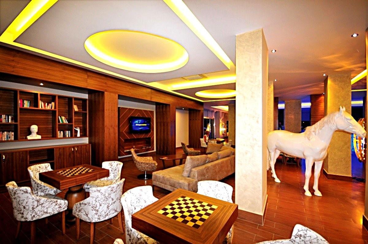 Blue Bay Platinum 5* - Мармарис, Турция - шах