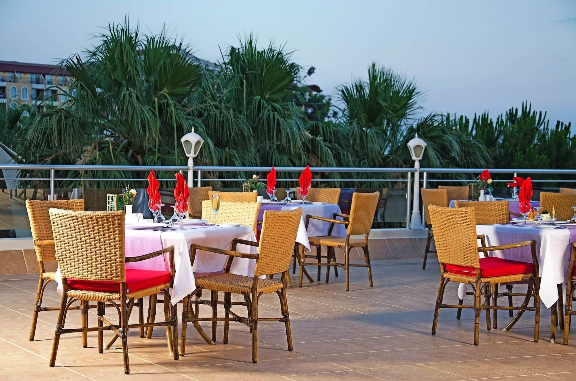 Garden of Sun - ресторант