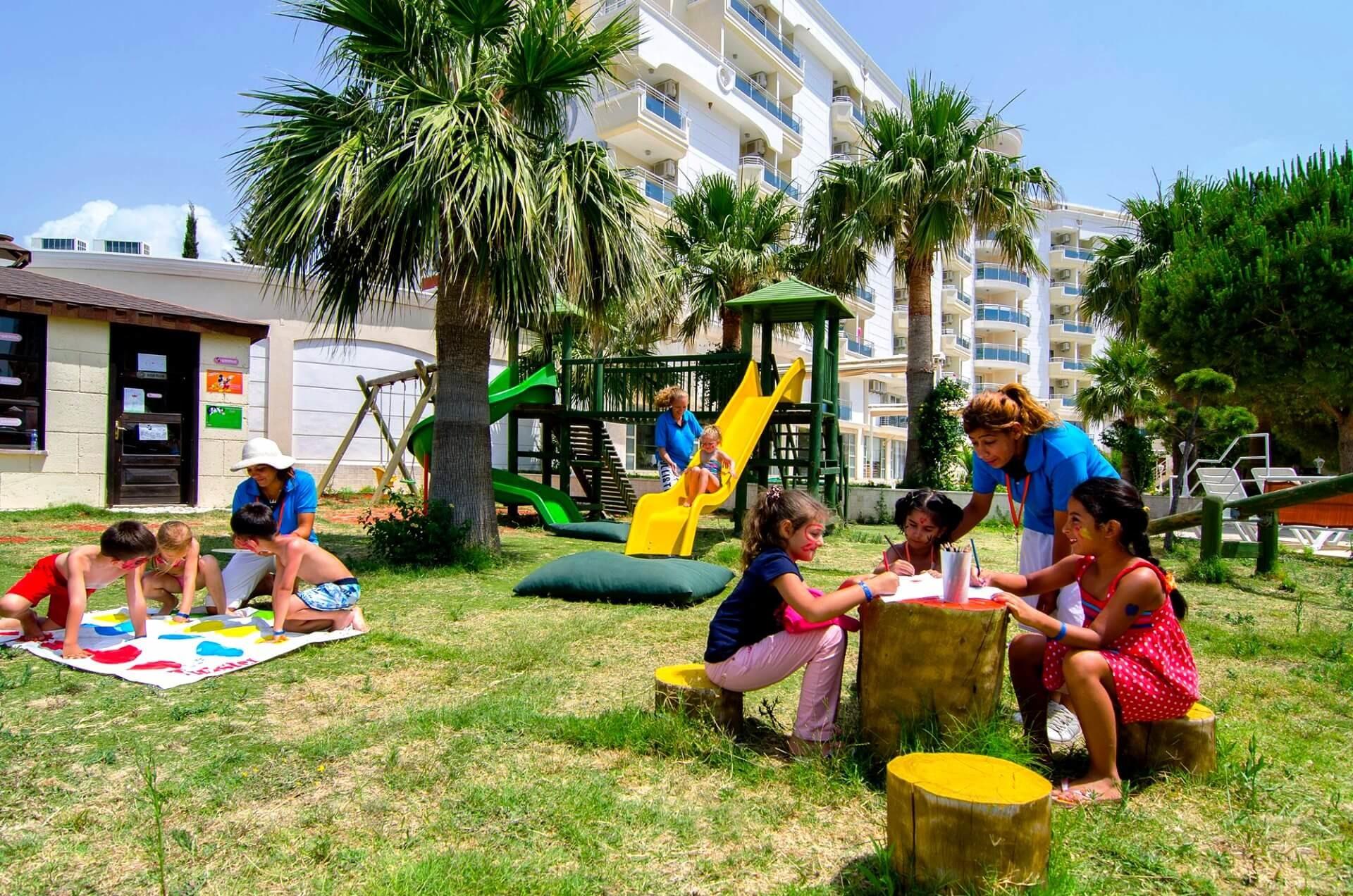 Garden of Sun - мини клуб