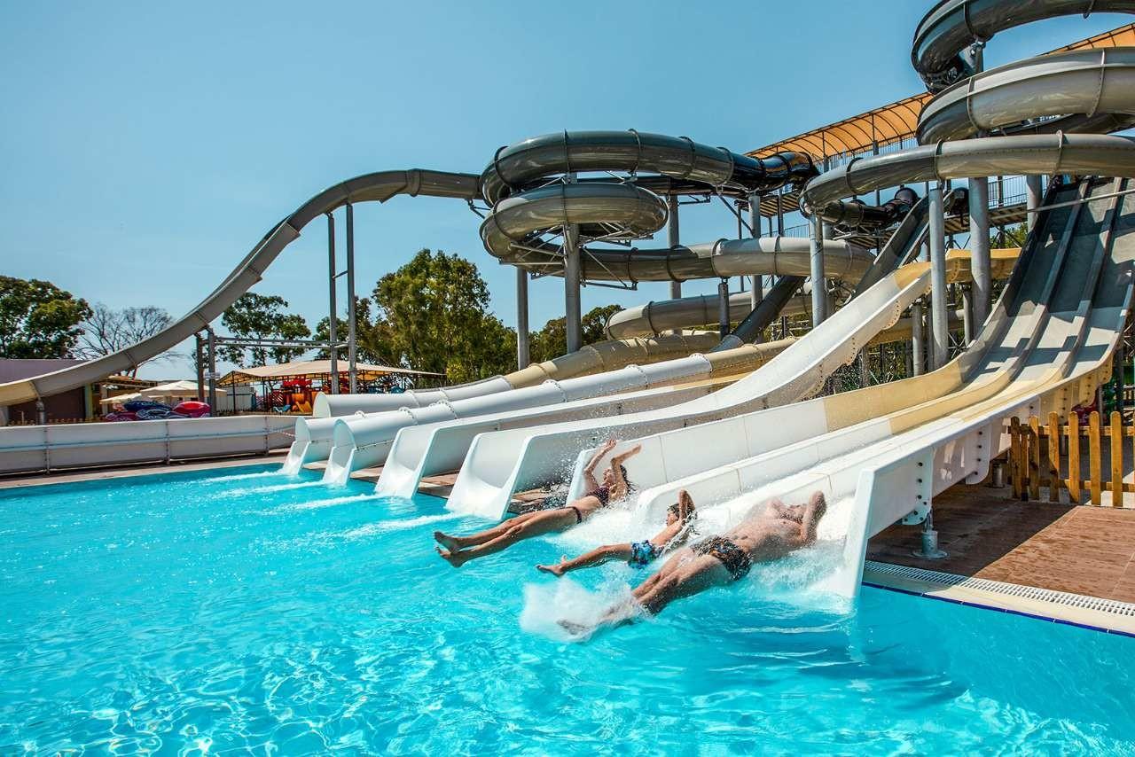 KoruMar Ephesus Beach & Spa Resort  - пързалки