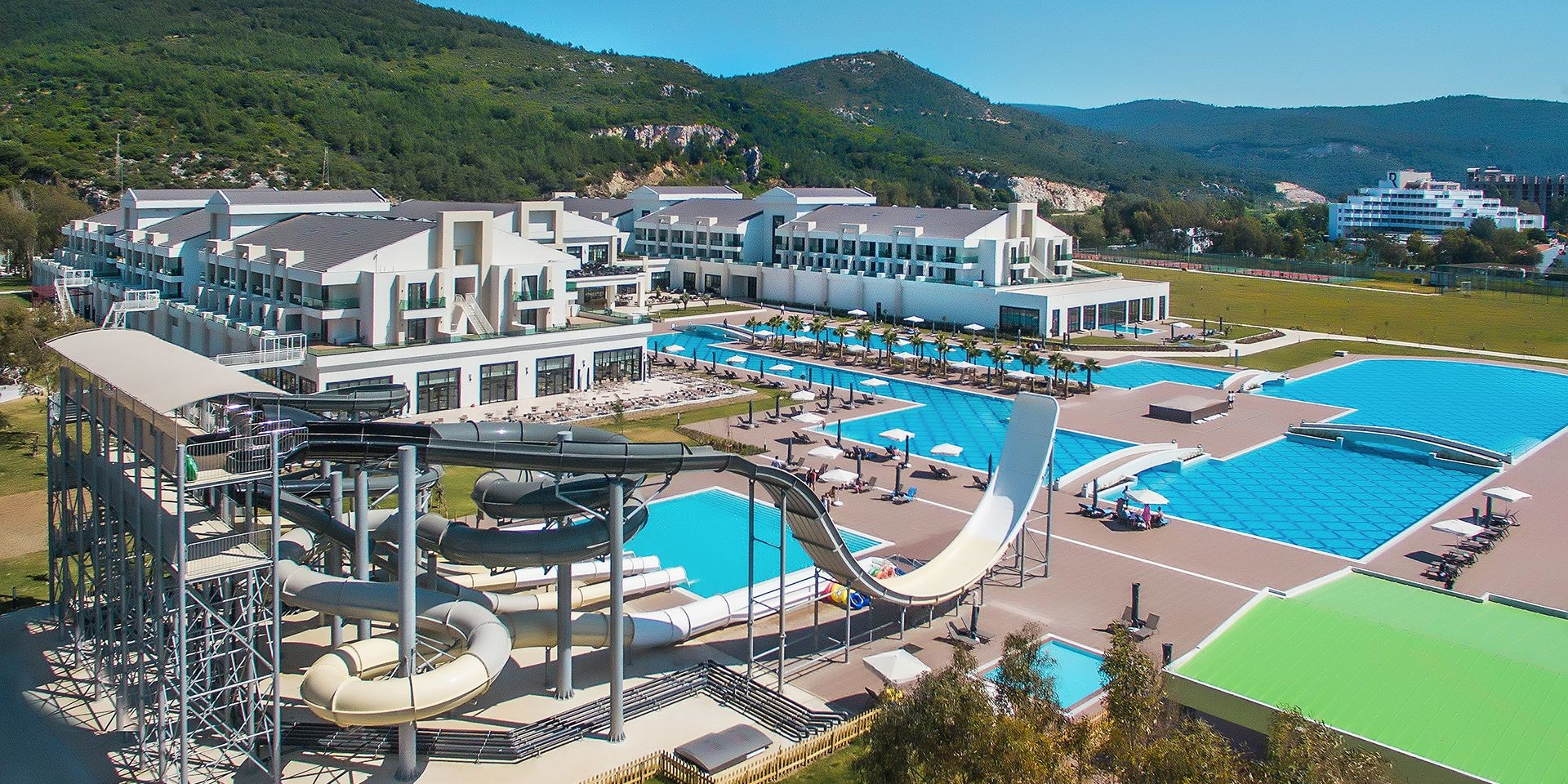 KoruMar Ephesus Beach & Spa Resort - Общ изглед