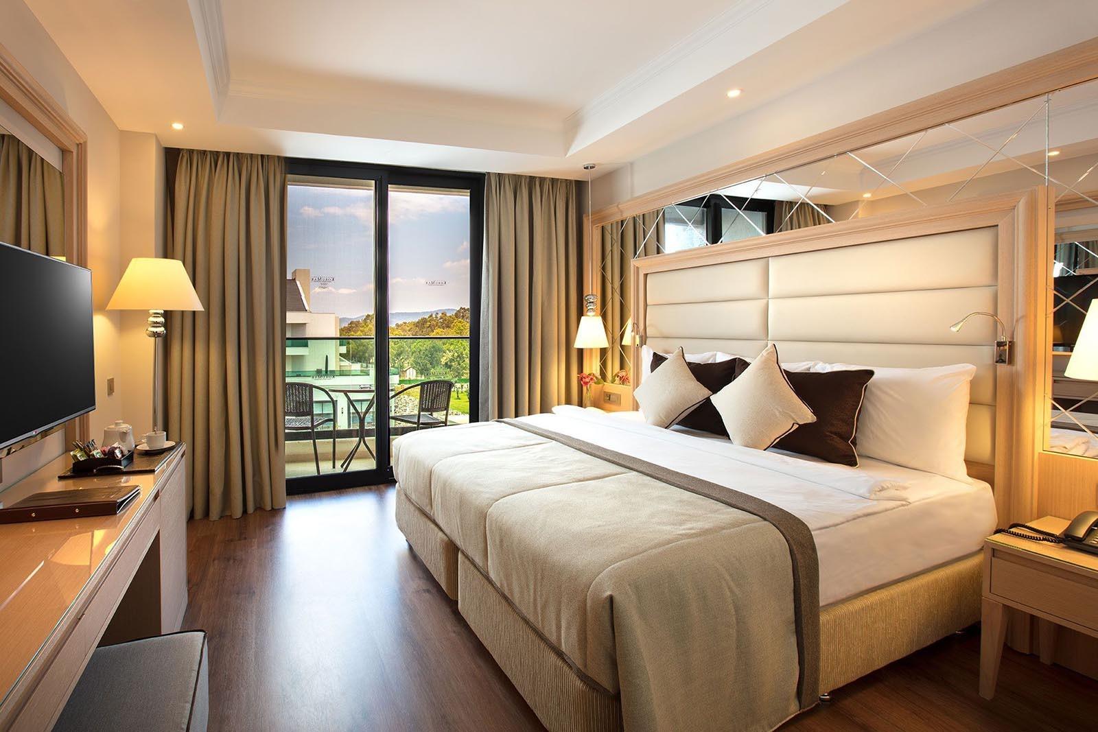 KoruMar Ephesus Beach & Spa Resort - фамилна стая