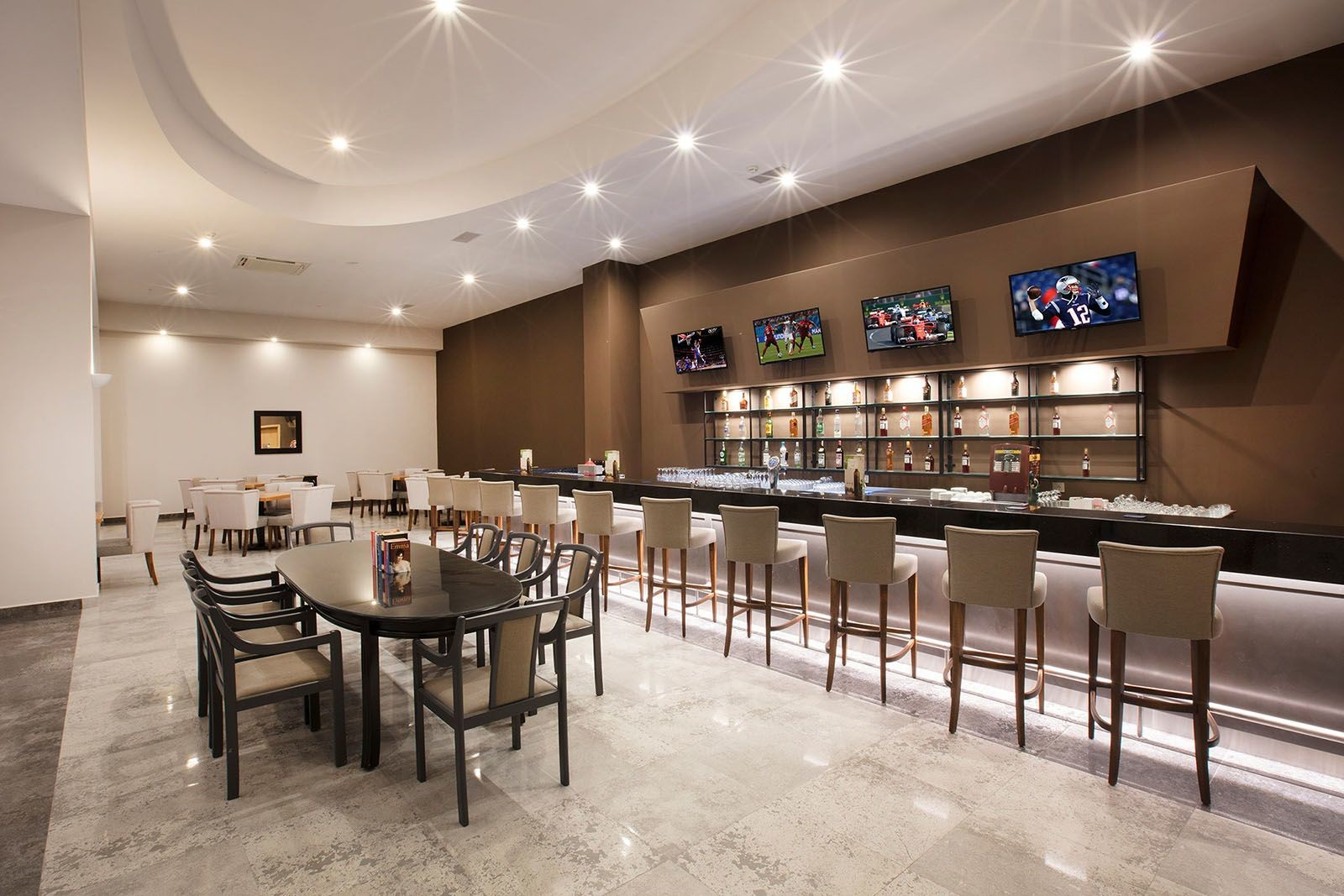 KoruMar Ephesus Beach & Spa Resort  - спортен бар