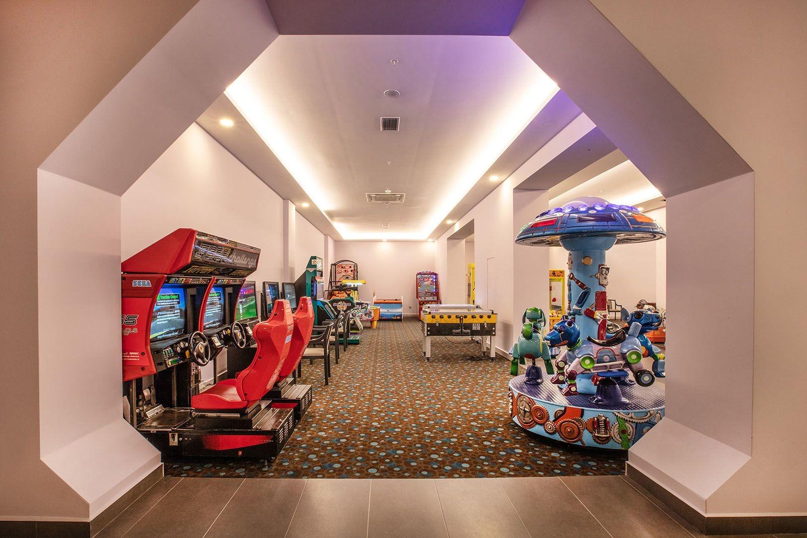 KoruMar Ephesus Beach & Spa Resort  - игрална зала