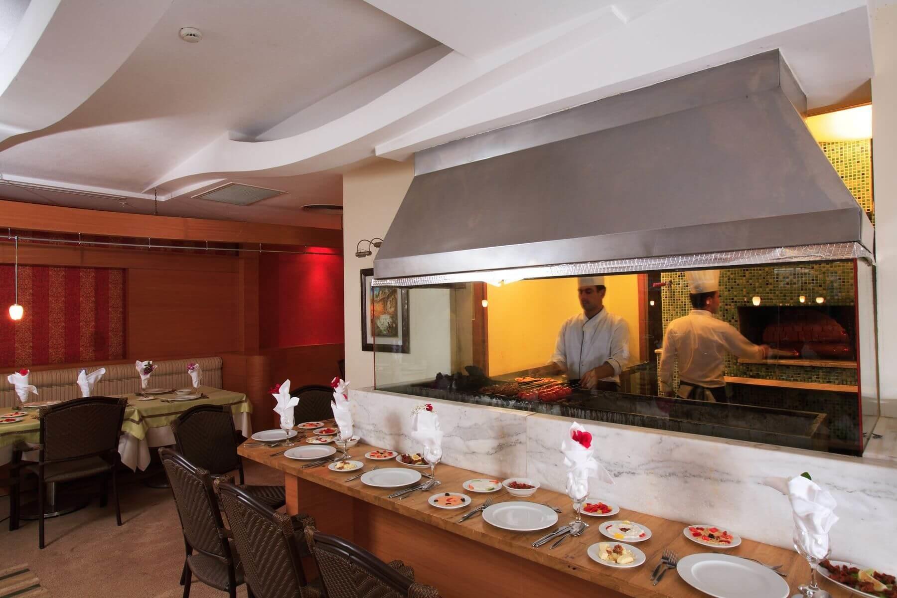 La Blanche Resort & Spa - ресторант