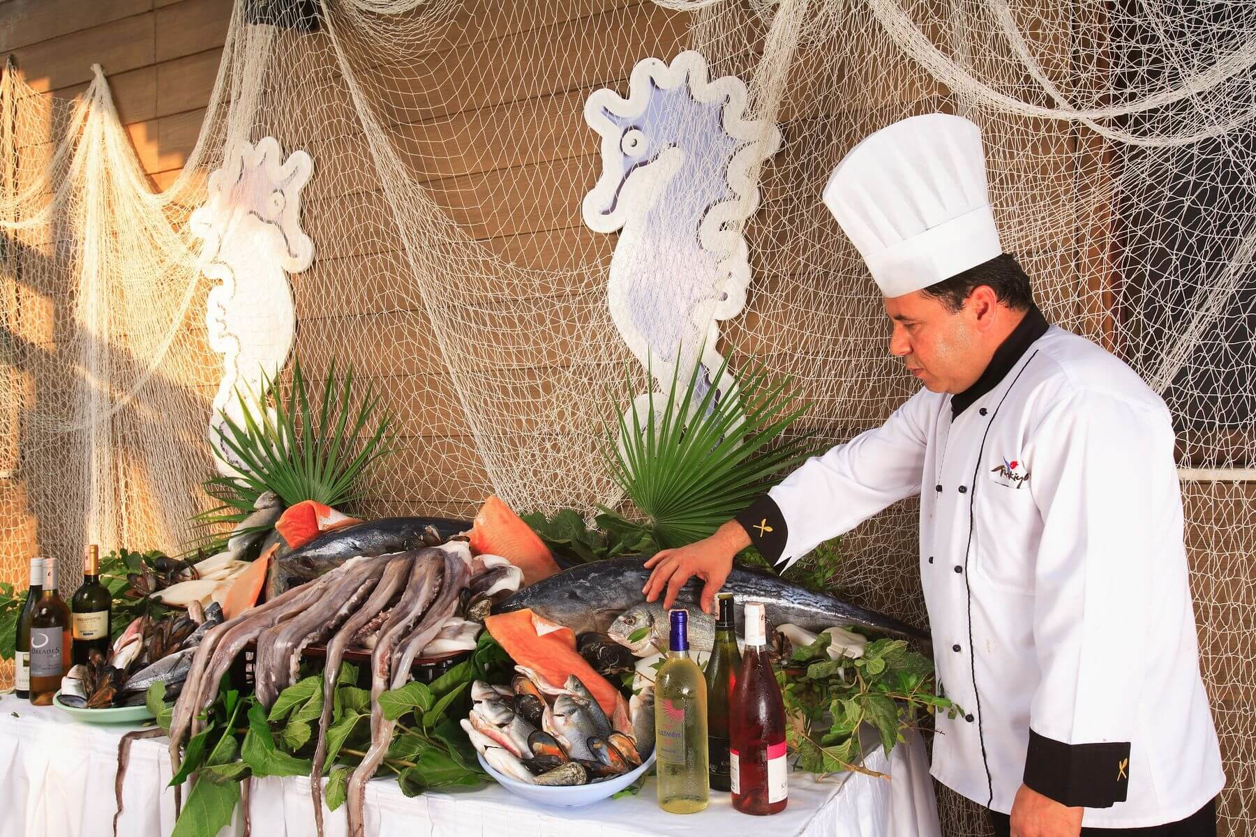 La Blanche Resort & Spa - средиземноморски а-ла-карт