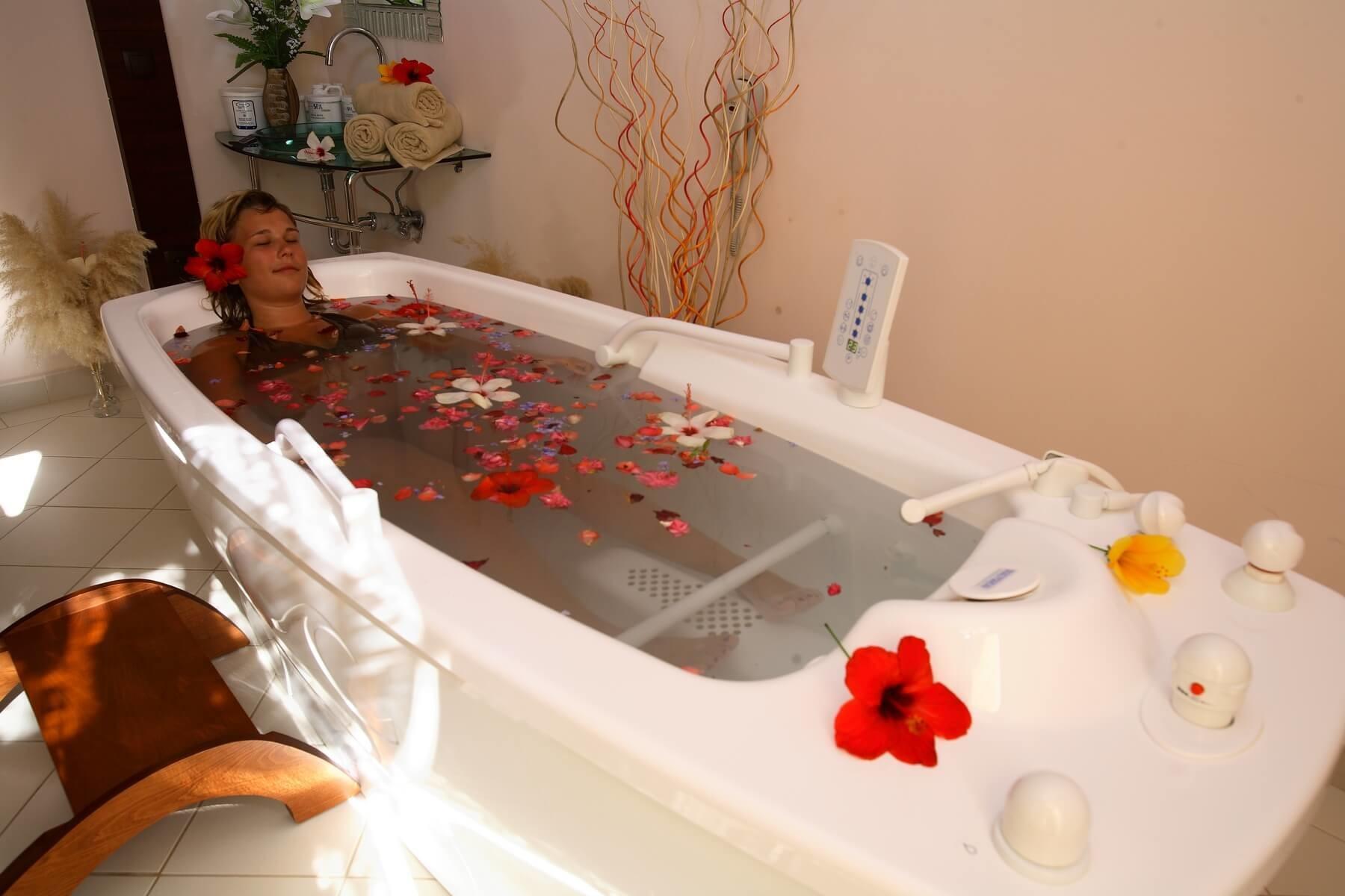 La Blanche Resort & Spa - хидромасажна вана