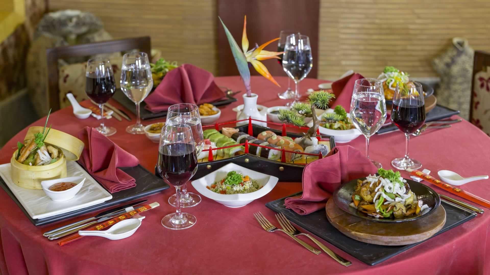 Royal Dragon Hotel - ресторант