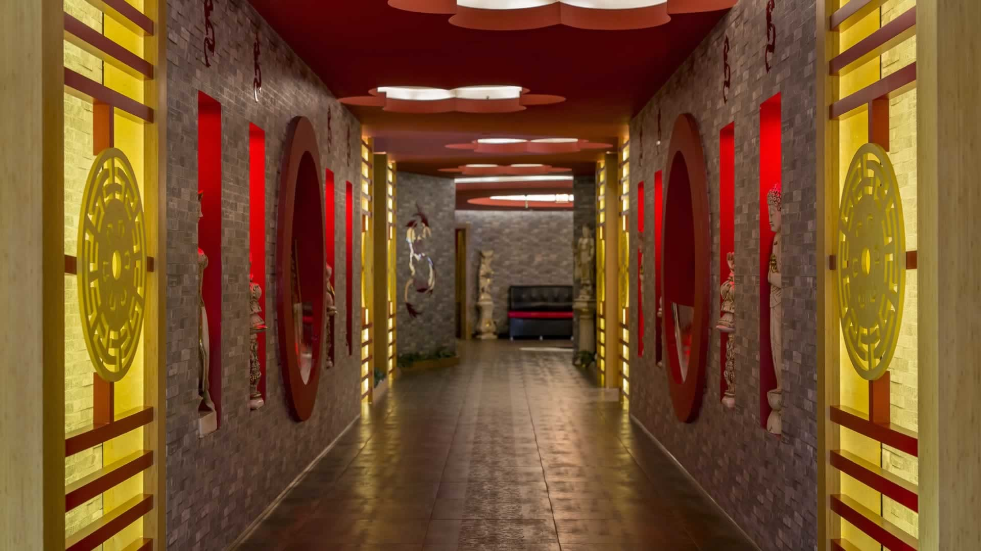Royal Dragon Hotel - спа