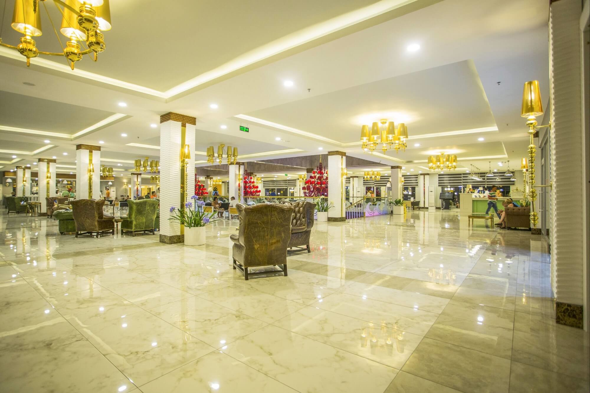 Eftalia Marin Resort - лоби