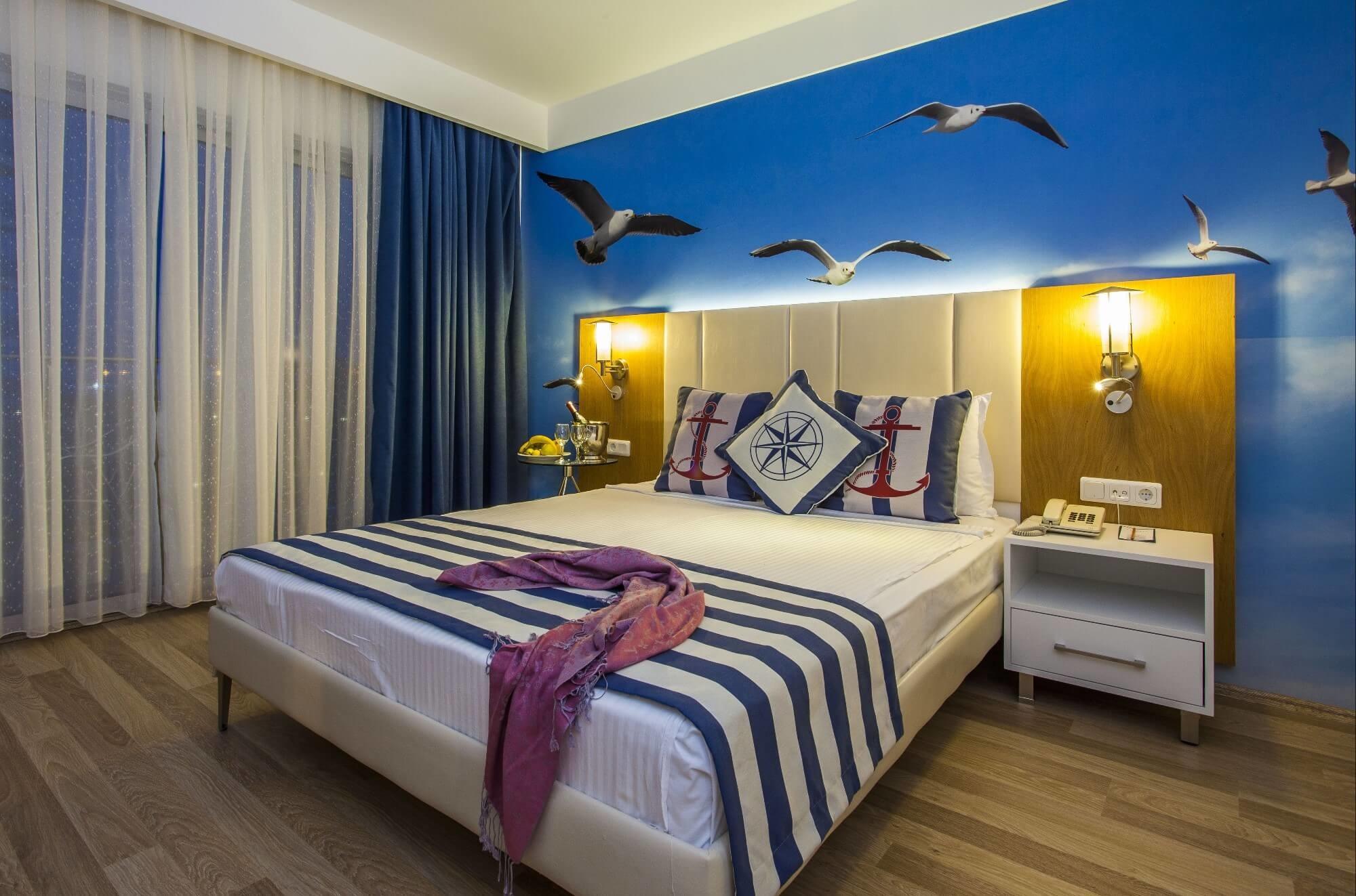 Eftalia Marin Resort - стая