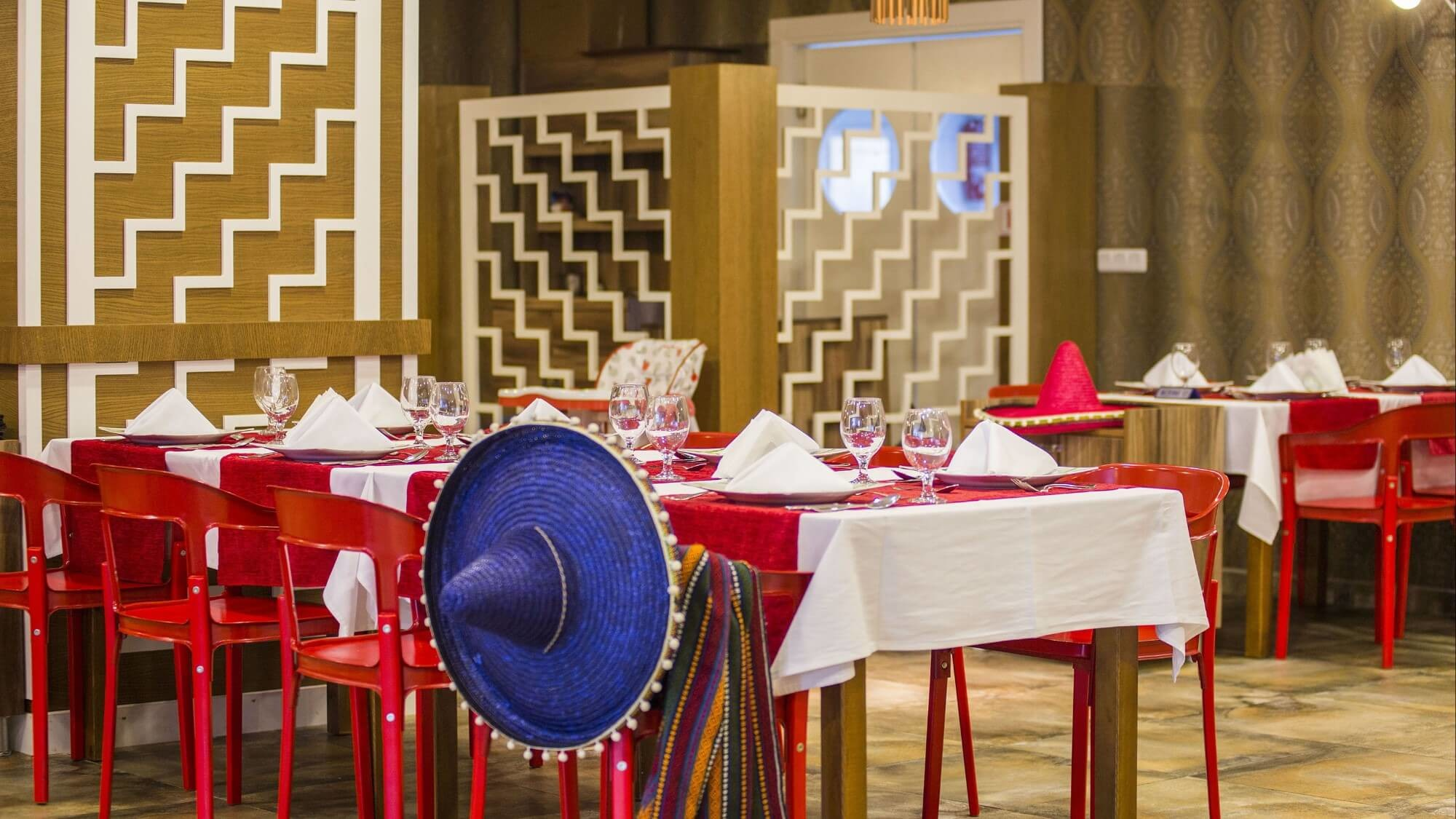 Eftalia Marin Resort - ресторант