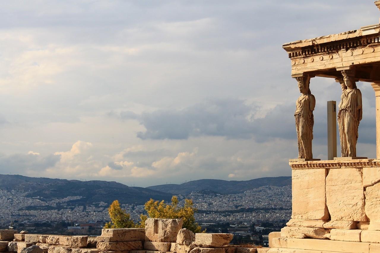 Атина - Акропола 1