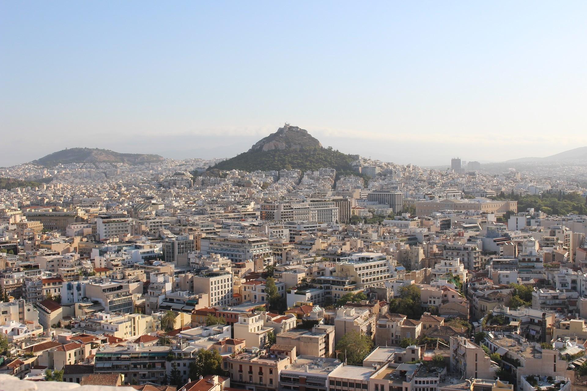 Атина - Ликавитос