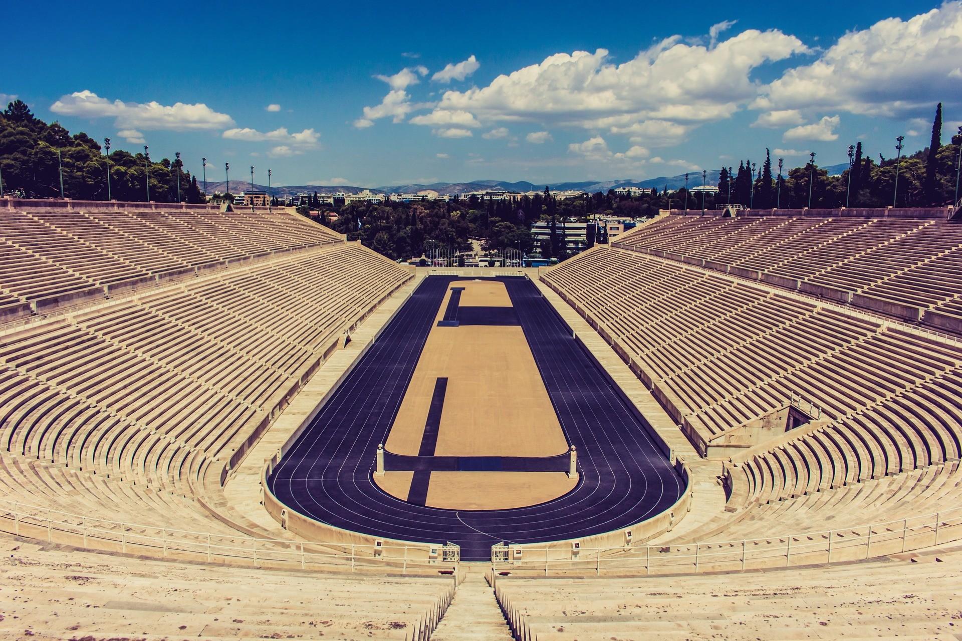 Атина - Олимпиският стадион