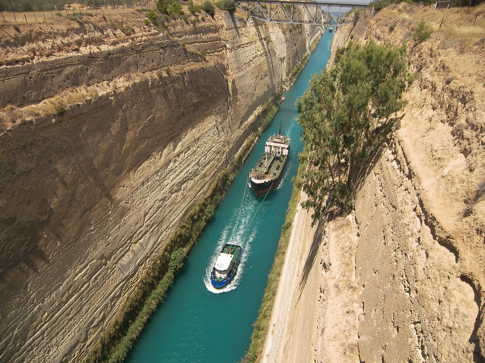 Коринтски канал