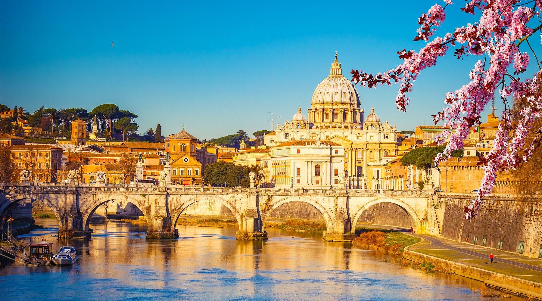 Рим - мост