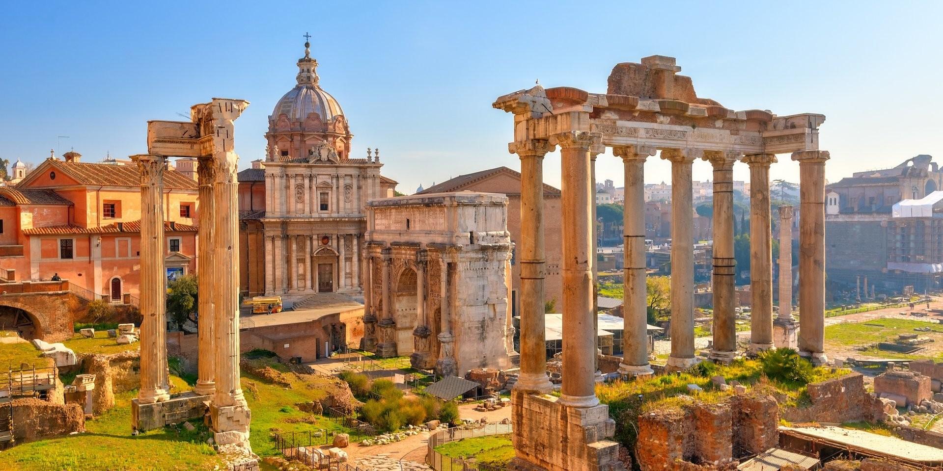 Рим - форум