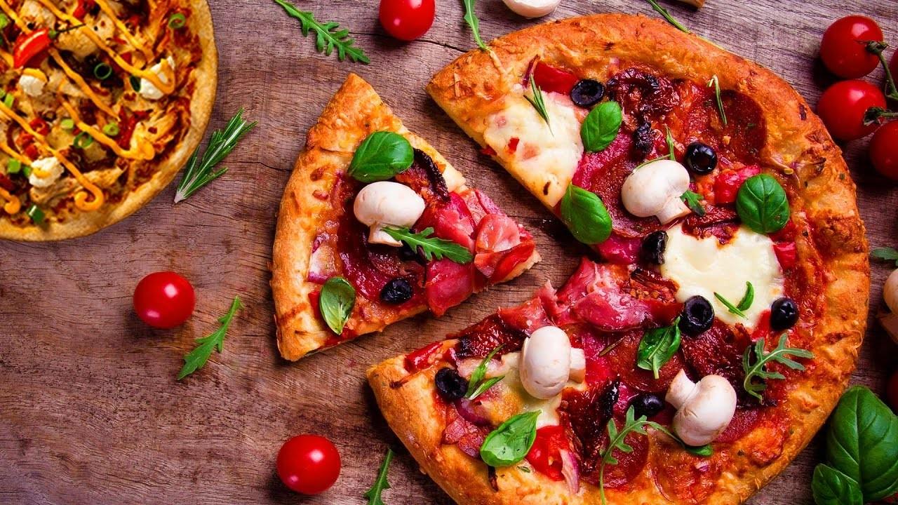 Рим - пица