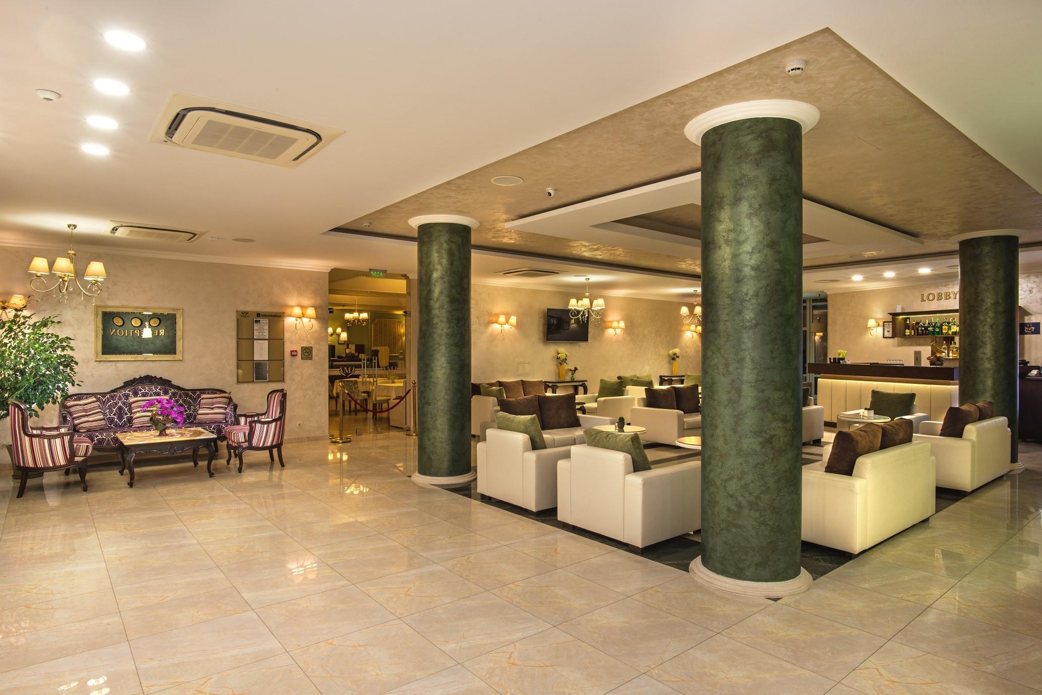 Хотел Мирамар - лоби