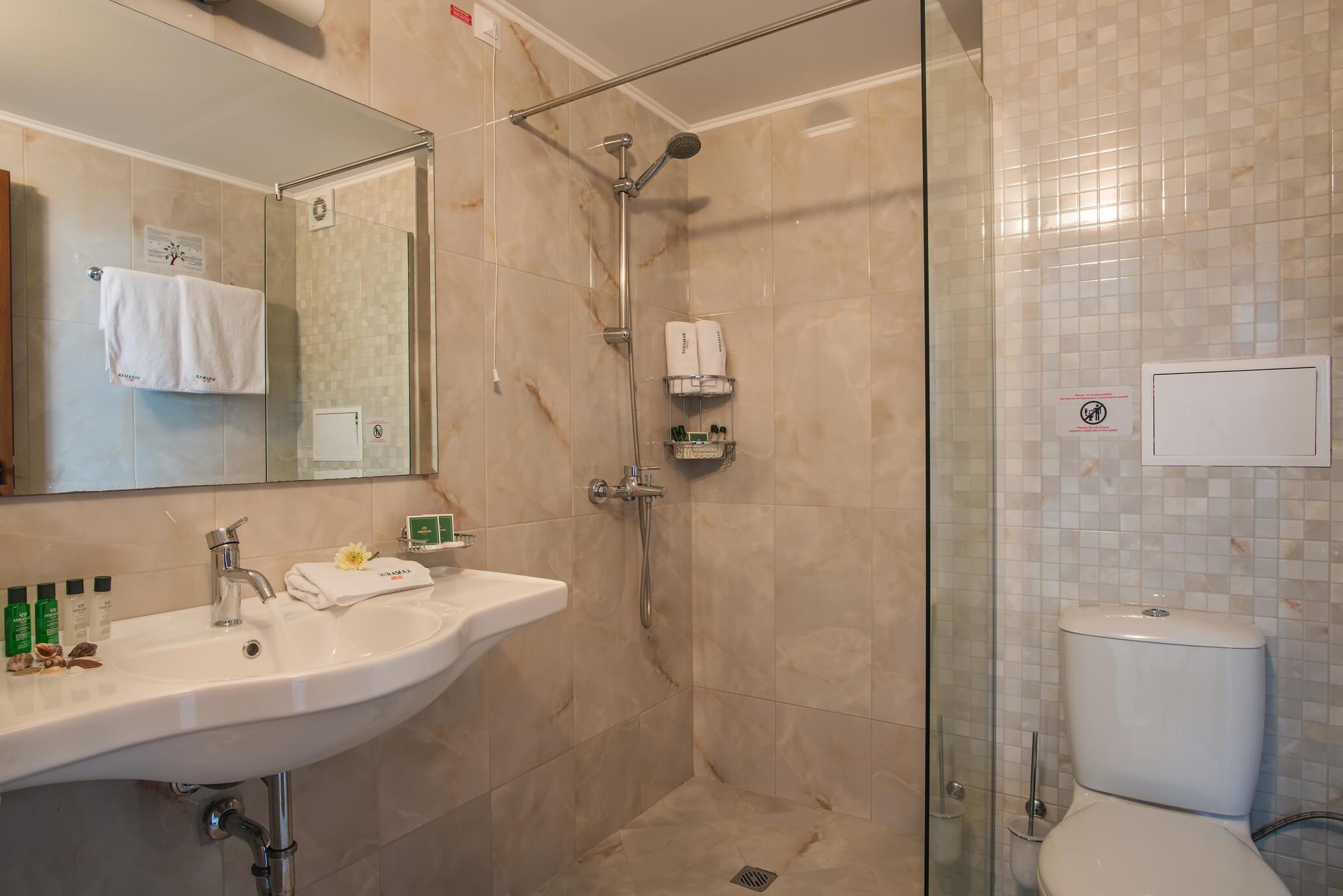 Хотел Мирамар - баня