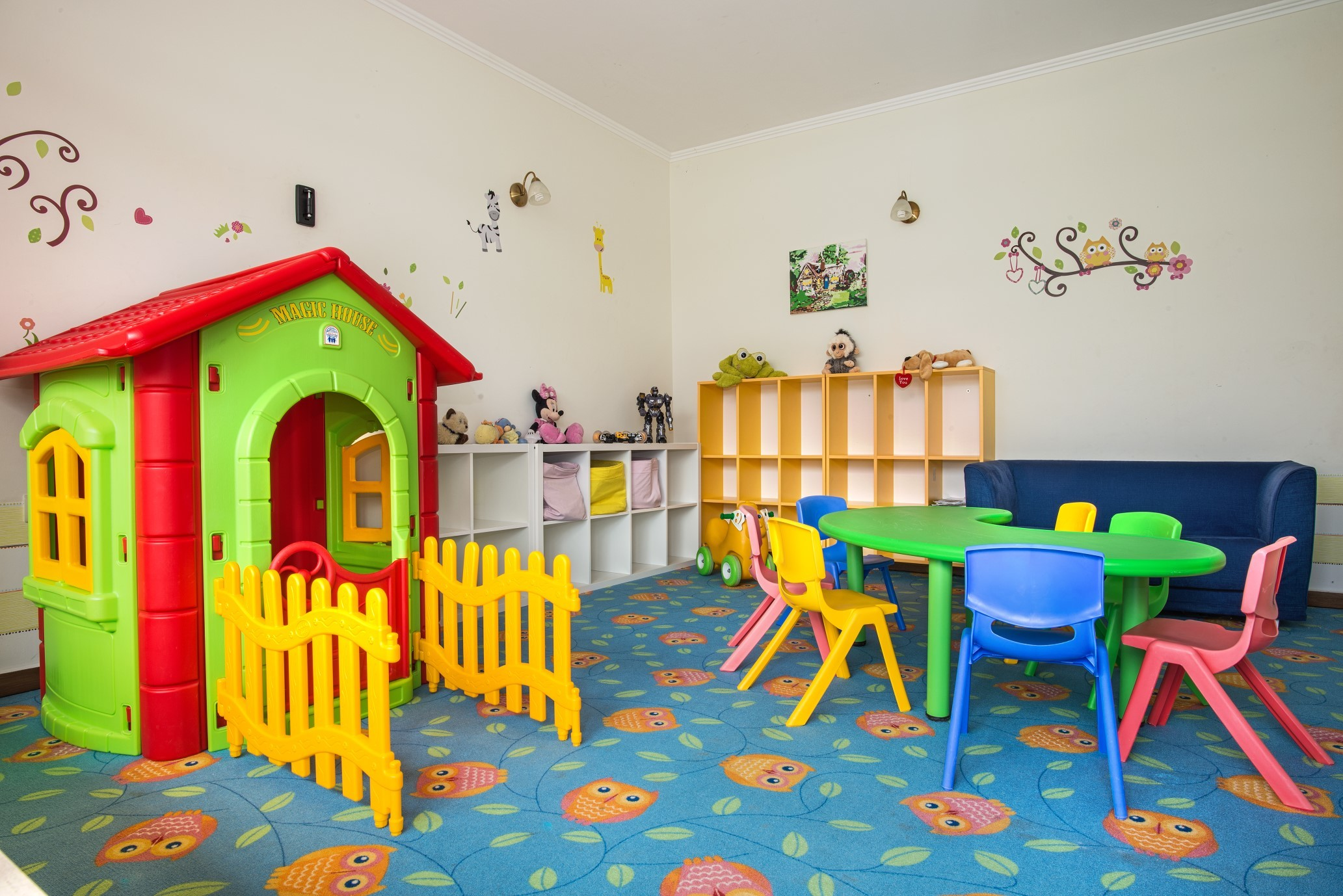 Хотел Мирамар - детска стая