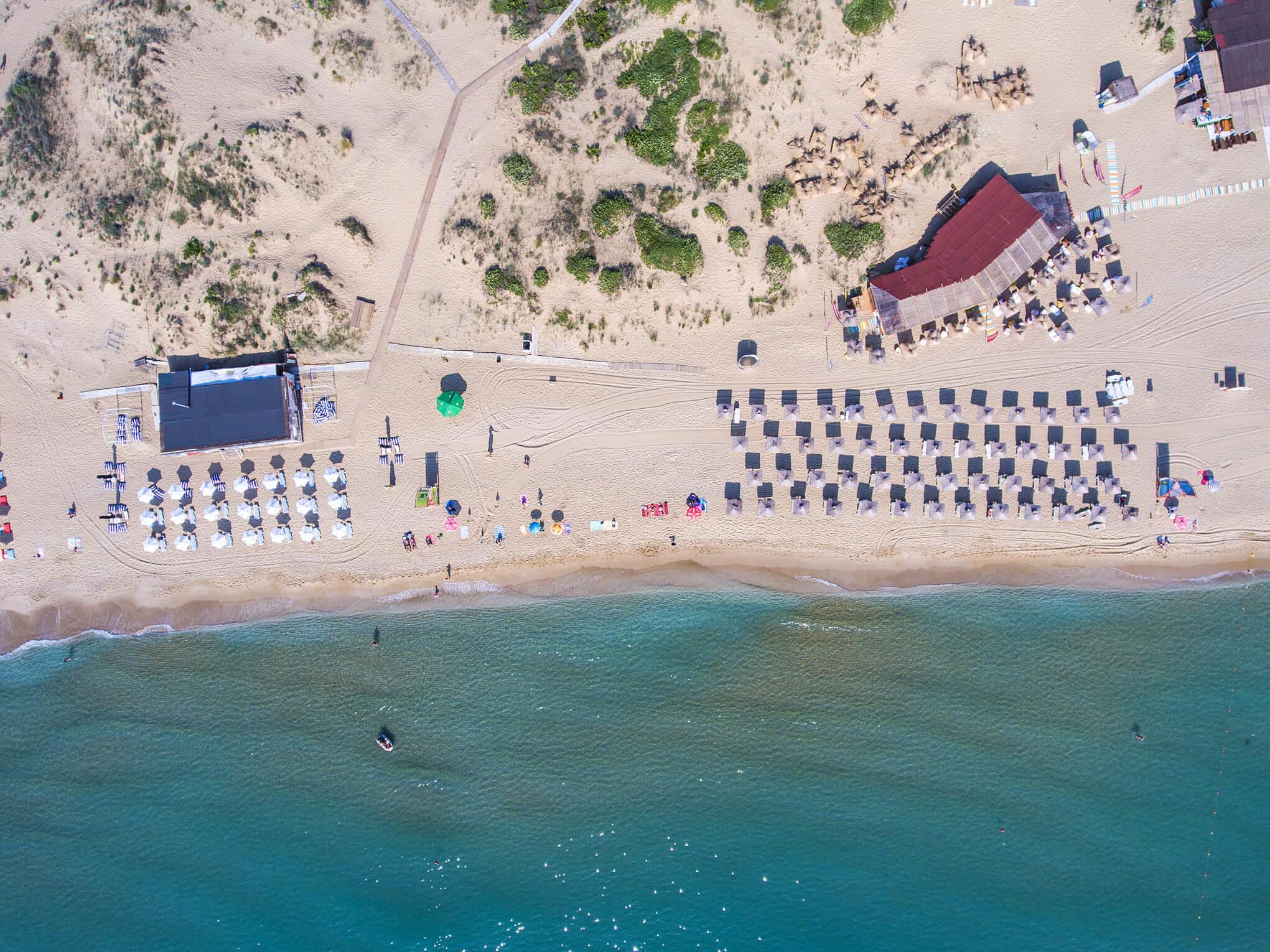 Хотел Мирамар - плаж