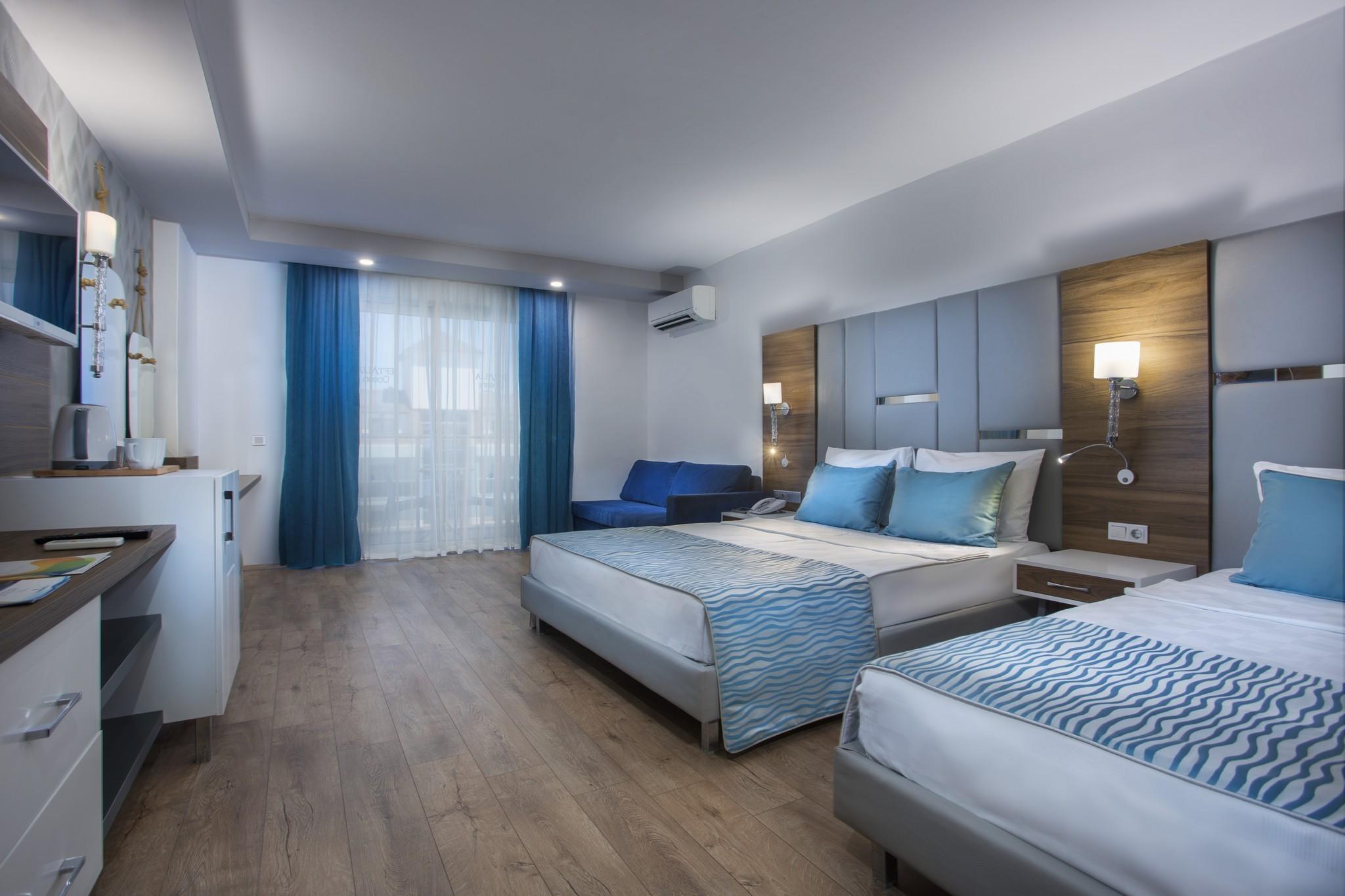 Eftalia Ocean Resort and SPA - стая