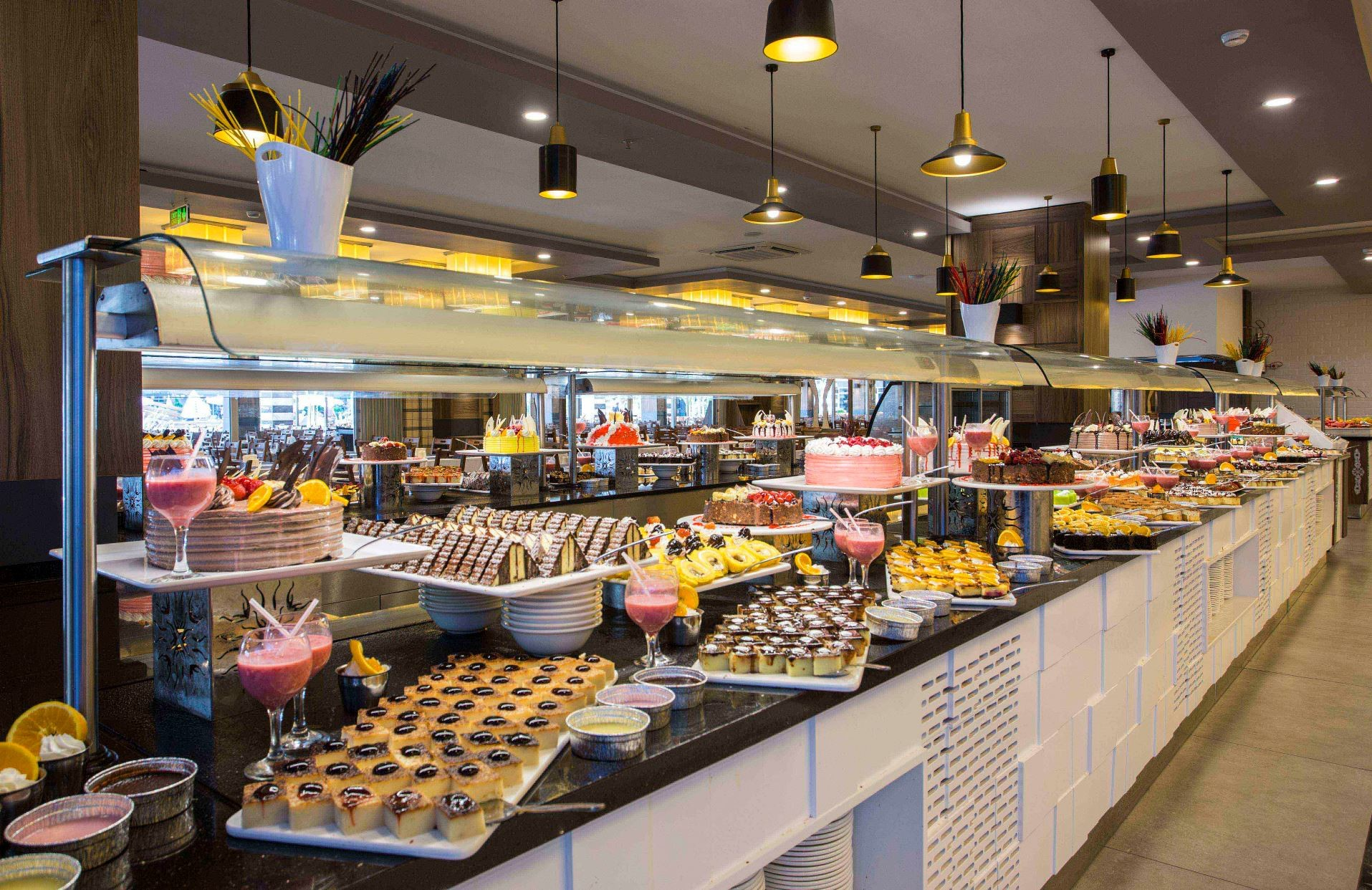 Eftalia Ocean Resort and SPA - ресторант