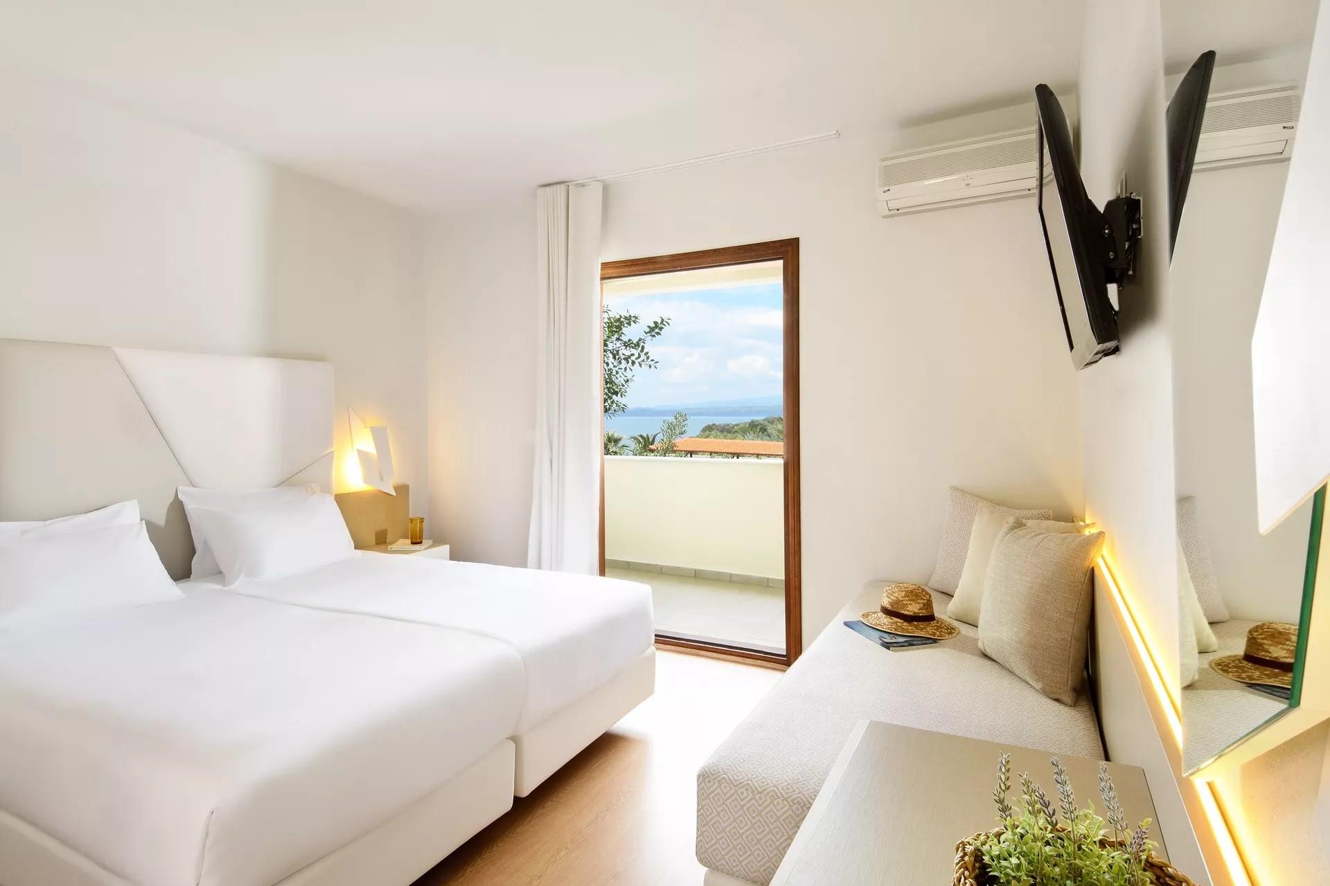 Akrathos Hotel - двойна стая