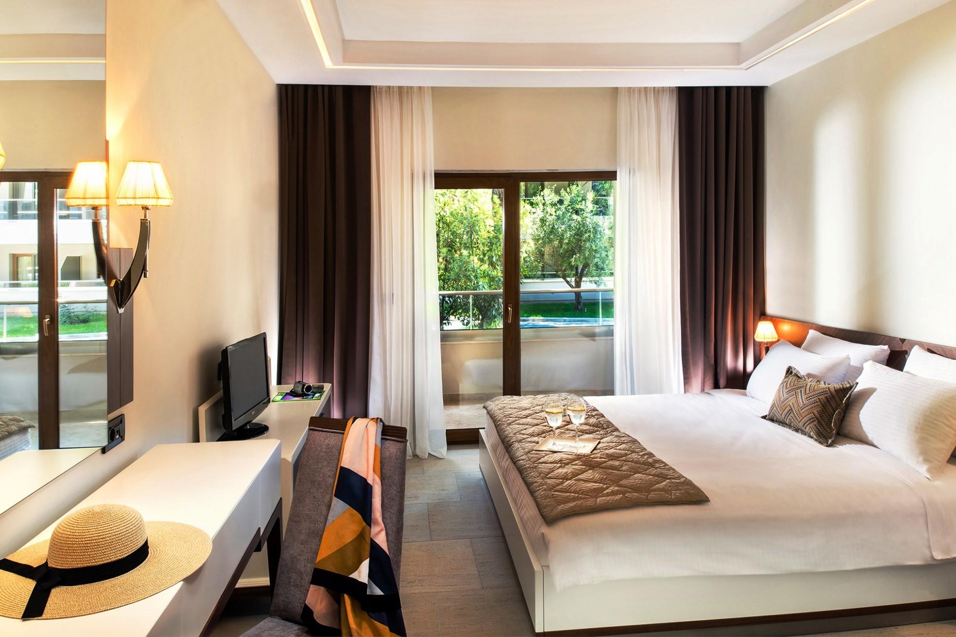 Potidea Palace - стая