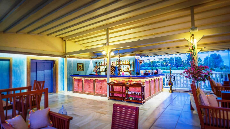 Potidea Palace - наргиле бар