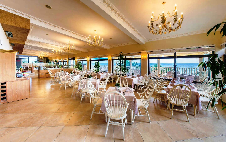 Potidea Palace - ресторант