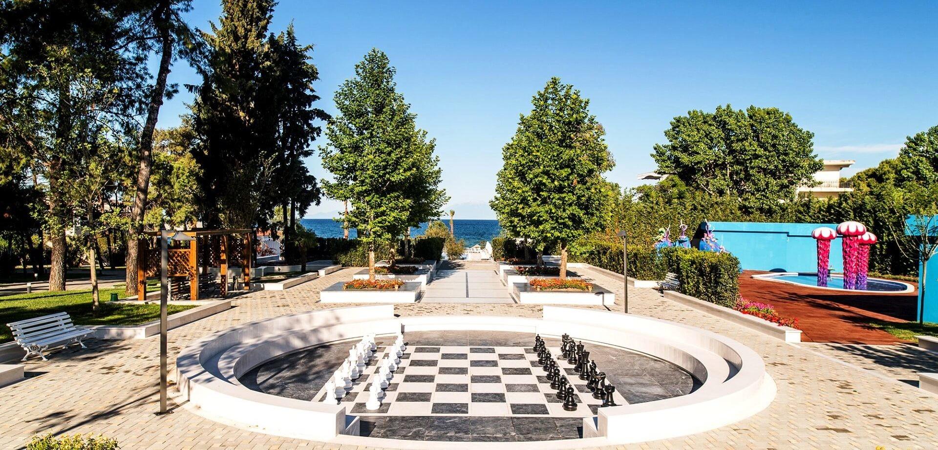 Potidea Palace - шах