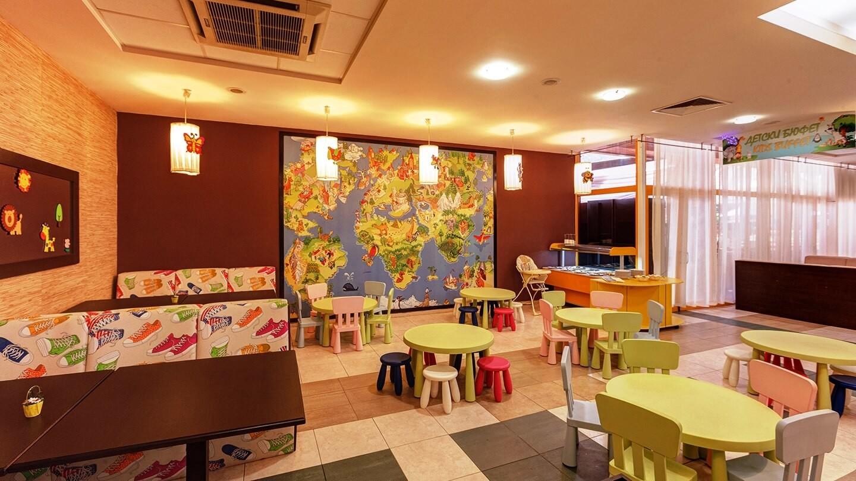 Атлас - ресторант детска част