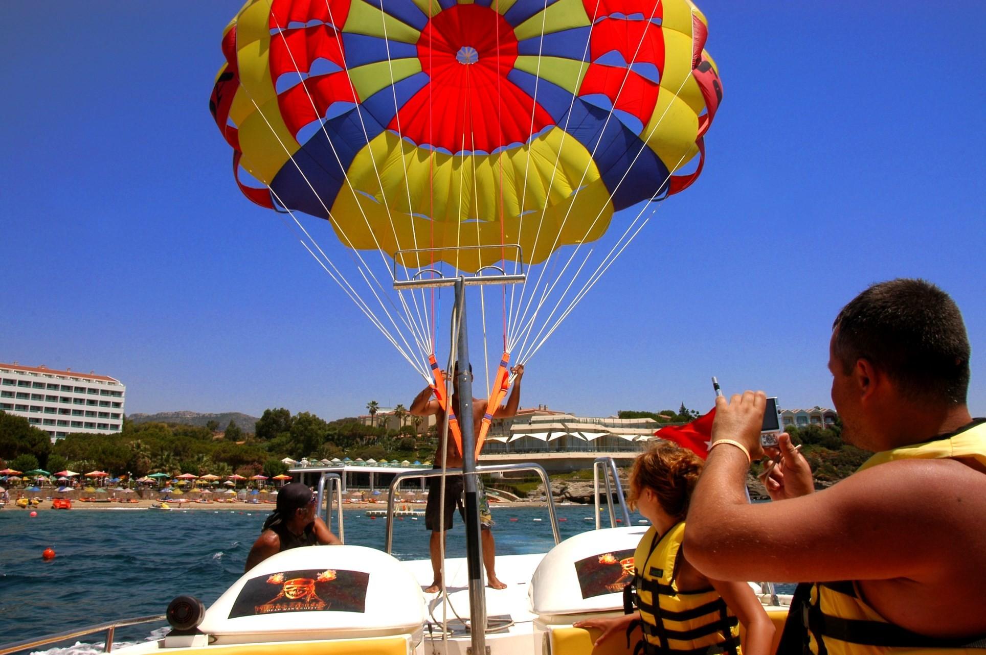 Club Hotel Grand Efe - водни спортове