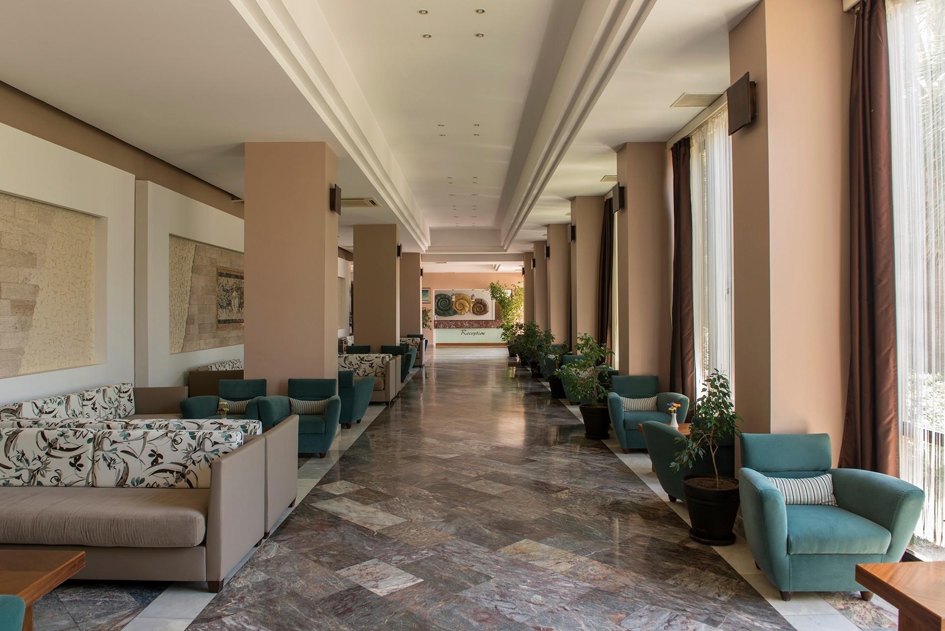 Babaylon - коридор