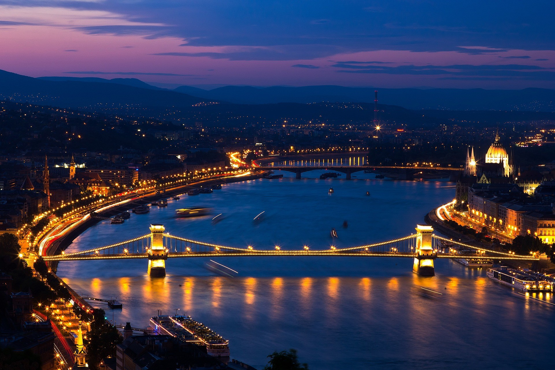 Будапеща - Дунав