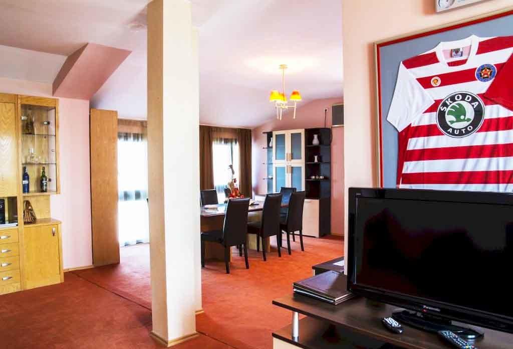 Hotel Kole - Чачак- зала