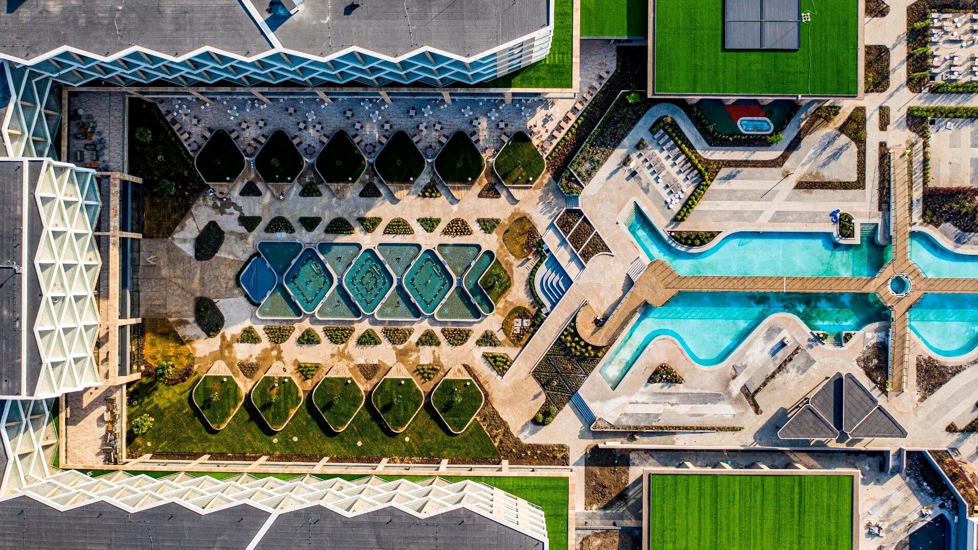 Wave Resort - басейн