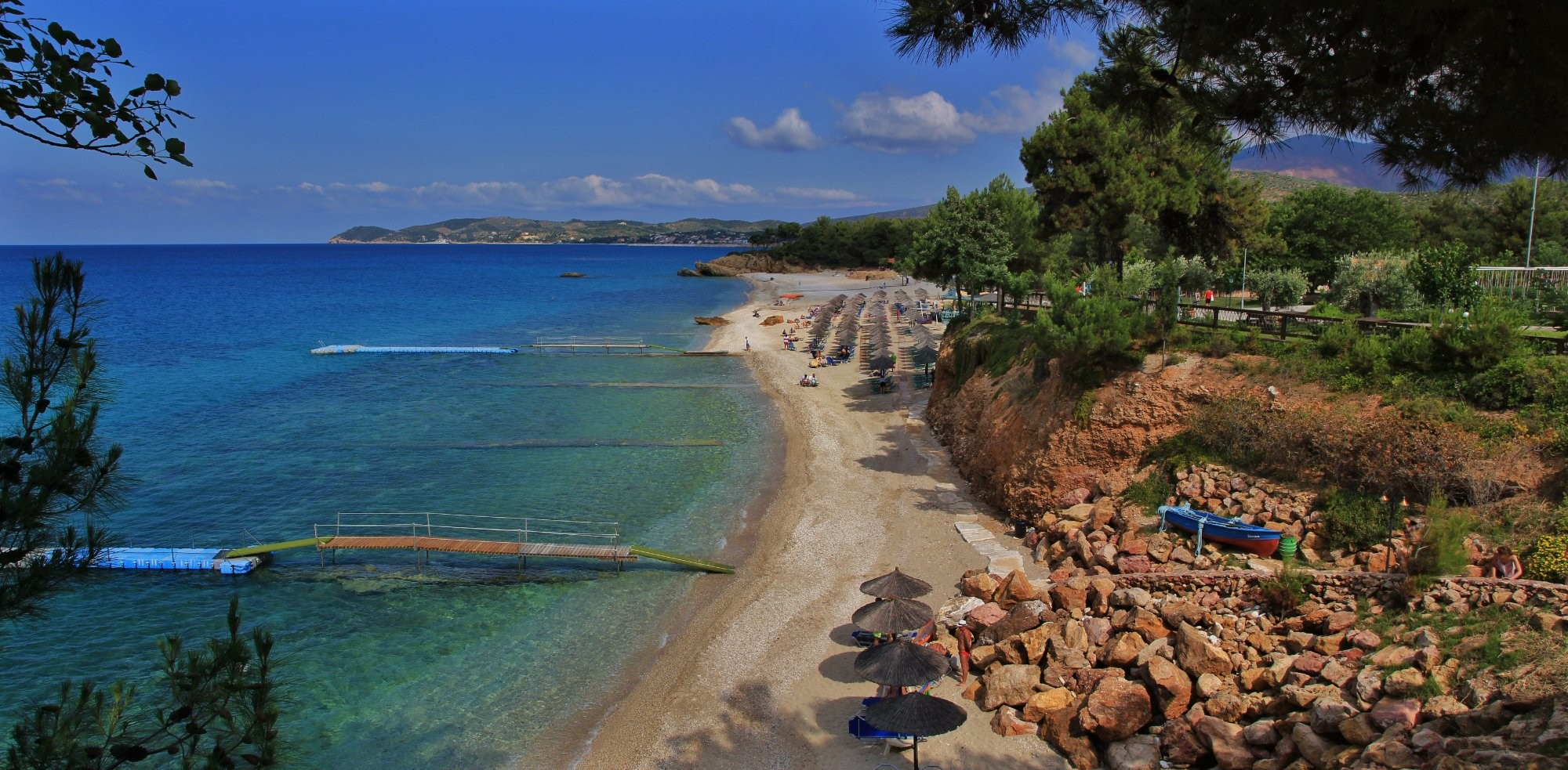 Alexandra Beach - изглед плаж