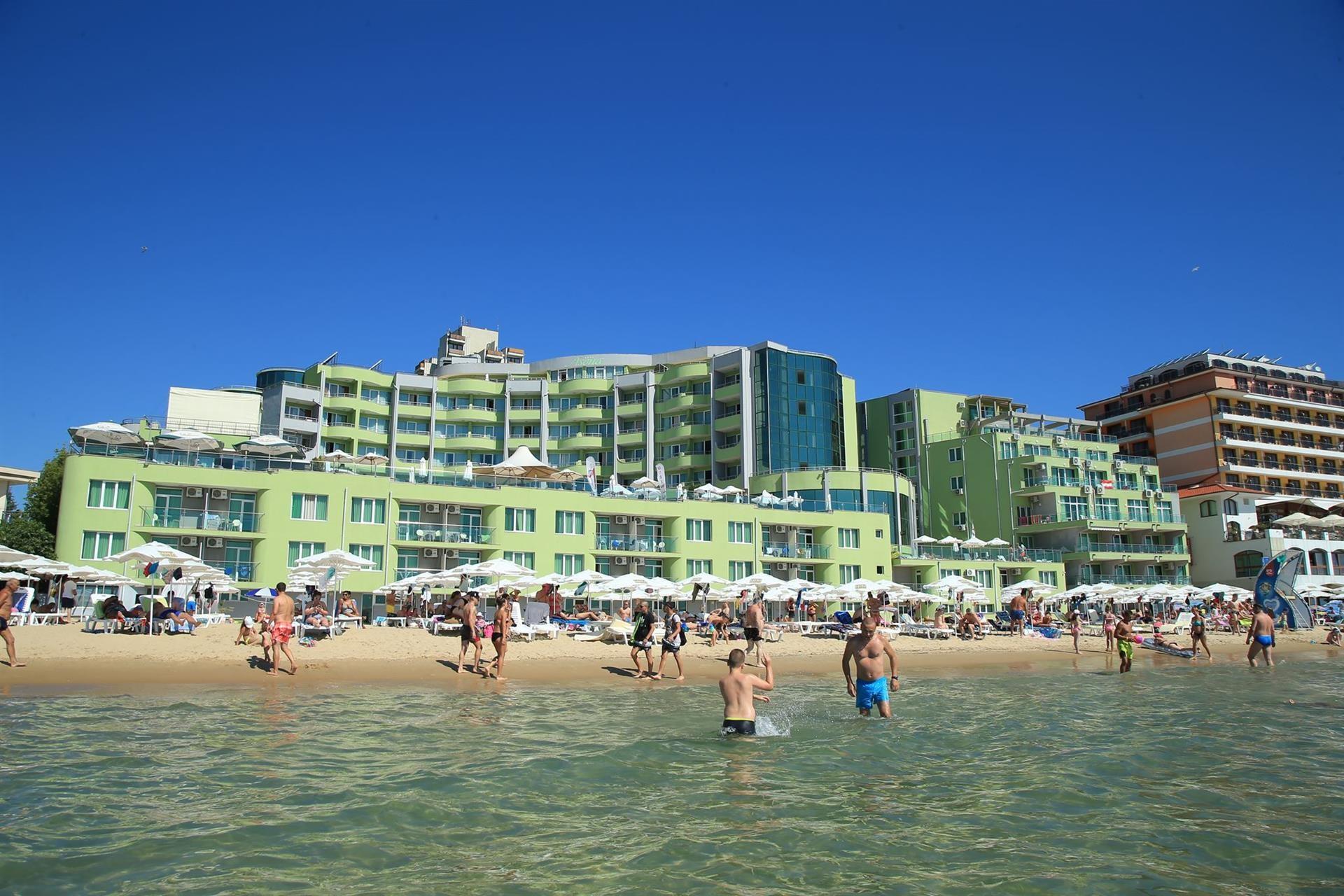 Хотел Арсена - плаж