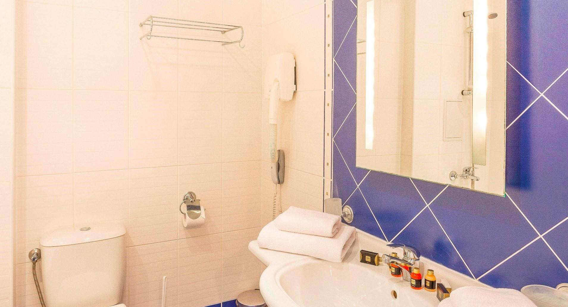 Хотел Арсена - баня