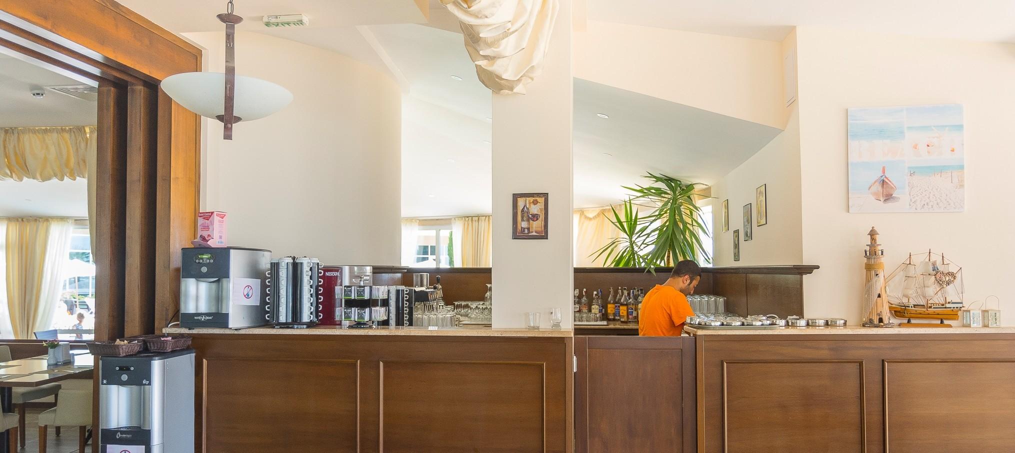 Хотел Арсена - лоби бар
