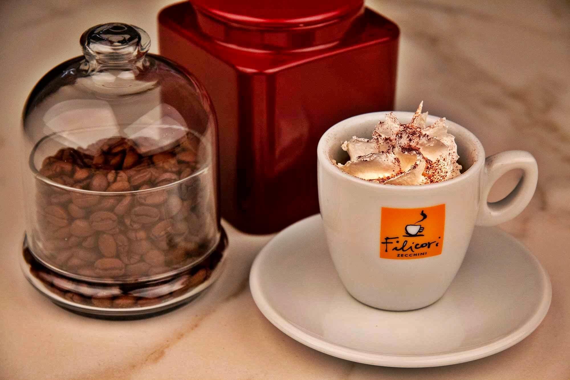 Виена - кафе
