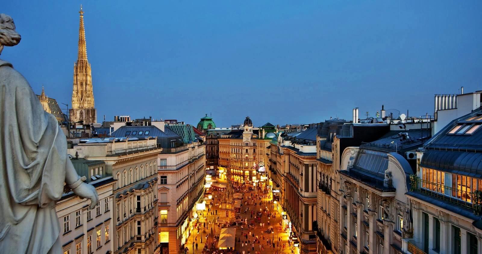 Нощна Виена