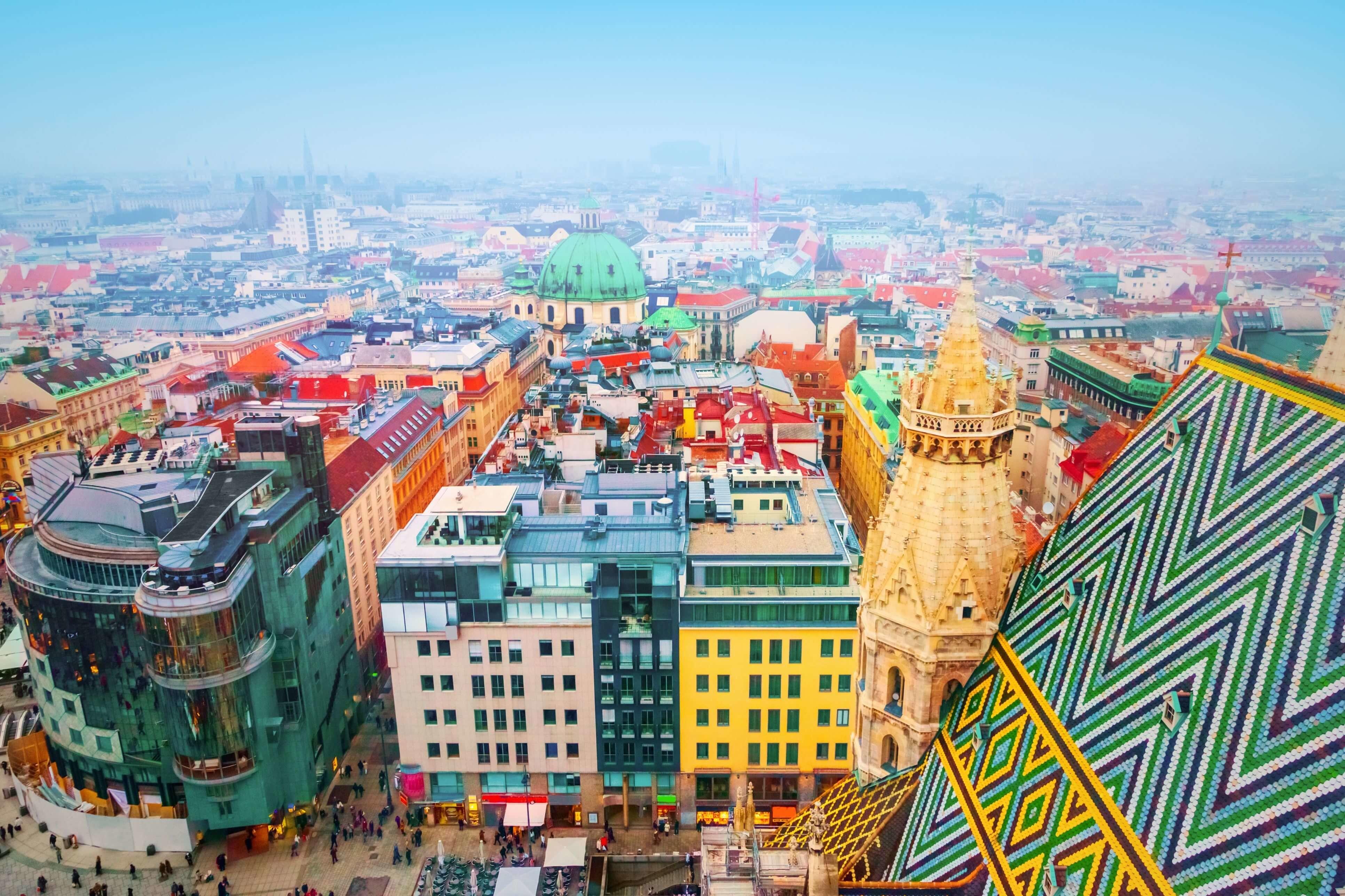 Виена - обща