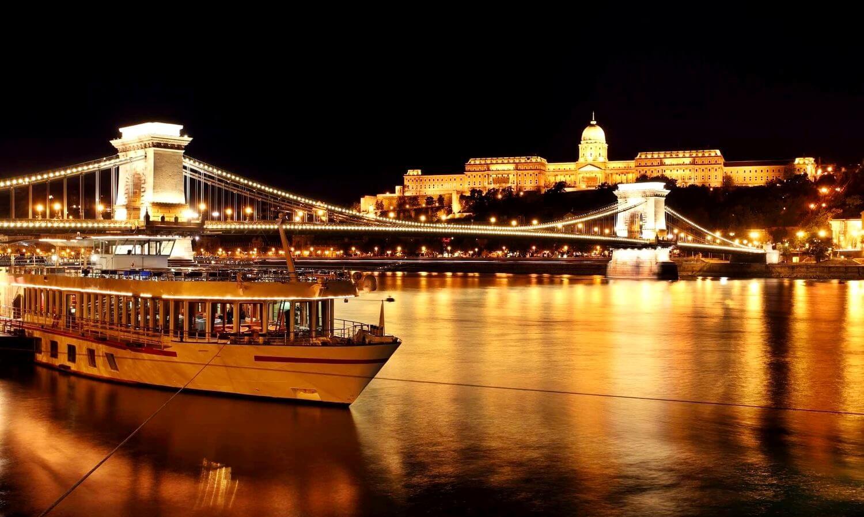 Будапеща - нощ